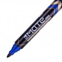 Deli Permanent Marker Bullet 1.5mm Blue