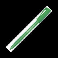 FABER-CASTELL Ball pen CX Colour Green Box of 10