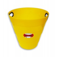 Dustbin PVC Yellow