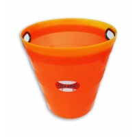 Dustbin PVC Orange