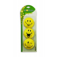Smiley Magnets 50mm