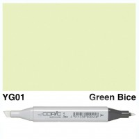 YG 01 GREEN BICE COPIC MARKER