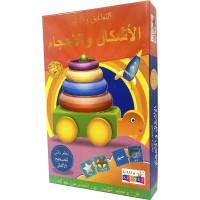 LITTLE KITABI-SHAPES & SIZES ARABIC