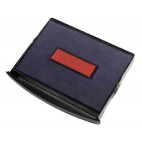 COLOP E/2300/2 BLUE/RED SPARE PAD