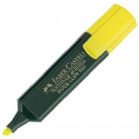 FABER-CASTELL Classic Highlighter Yellow