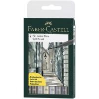 FABER-CASTELL India ink PITT artist pen SB