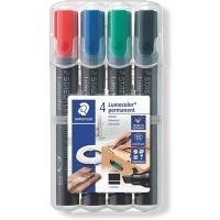 Staedtler Permanent marker Chisel Tip 350-02