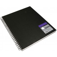 Daler Rowney Simply Wirebound Sketchbook 100G A4 54SH