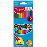 Maped Color Peps Pencils Set of 12 Colors