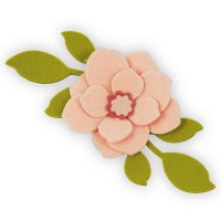 Bigz Die Asian Flower by Debi Potter