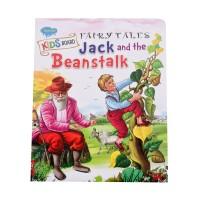 SAWAN-KIDS BOARD FAIRY TALES - JACK & THE BEANSTALK