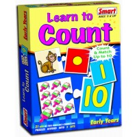SMART-LEARN TO COUNT BY SMART