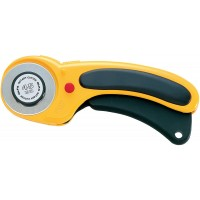 Olfa Rotary-Cutter with 45mm blade OL-RTY-2/DX