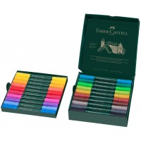 FABER-CASTELL Water colour Marker A. Durer 20ct Wallet
