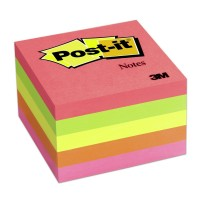 Post It # 654-5pk 3x3 inches 3M
