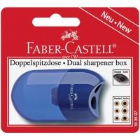 FABER-CASTELL DUAL/SHP BOX183597-BLIS-5PC/PK