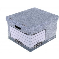 Fellowes Bankers Box SYSTEM STANDARD STORAGE BOX
