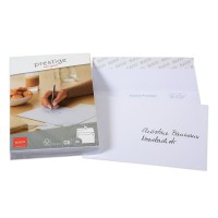 Elco Prestige C6 Envelope without window, adhesive closure