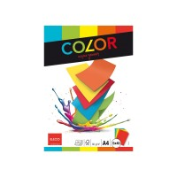 Elco Office Paper Assorted Colour A4