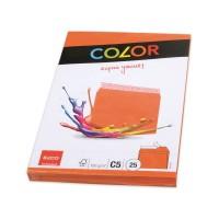 Elco Color C5 Envelope without window, orange