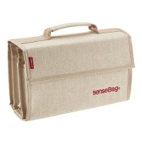 Transotype Sense bag 72pc wallet natural (for Copic Sketch, Ciao & Markers)