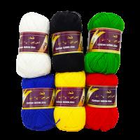 Solid Wool 50 Gram Roll