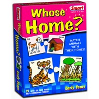 SMART-WHOSE HOME? BY SMART