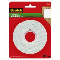 Scotch Mounting Tape 1.38 Yds