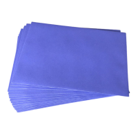 Elco Color C6 Envelope Violet without window, adhesive closure
