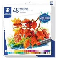 Staedtler 2420-C48 Oil pastels Set 48 Color