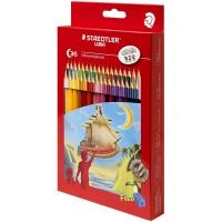 Staedtler Luna Colouring Pencils Set of 36 Colors