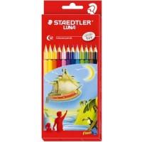 Staedtler Luna Colouring Pencils Set of 12 Colors