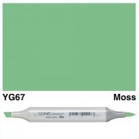 YG 67 MOSS COPIC MARKER