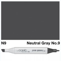 N 9 NEUTRAL GRAY COPIC MARKER