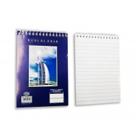 Writing pad Tower (90*135)mm with Top spiral