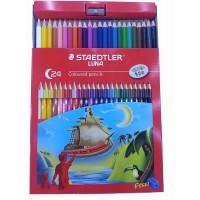Staedtler Luna Colouring Pencils Set of 24 Colors