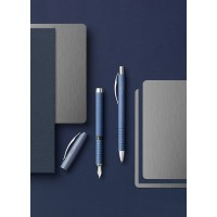 FABER-CASTELL Fountain Pen Essentio Aluminium Blue F