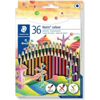 Staedtler 185-C Noris Colour pencils Set of 36 Colors