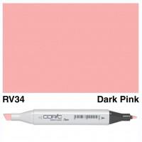 RV 34 DARK PINK COPIC MARKER