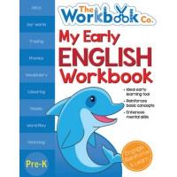 """PEGASUS-MY BEGINNER ENGLISH WORKBOOK - """"Pre-K"""""""