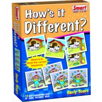 SMART-HOW'S IT DIFFERENT