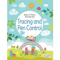 PEGASUS-WIPE & CLEAN WORKBOOK TRACING & PEN CONTROL