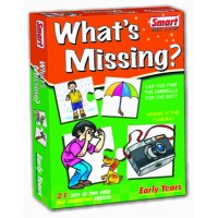 SMART-WHAT'S MISSING BY SMART