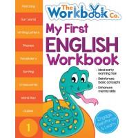 """PEGASUS-MY BEGINNER ENGLISH WORKBOOK - """"1"""""""