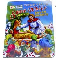 SAWAN-KIDS BOARD FAIRY TALES - SNOW WHITE & THE SEVEN DWARFS
