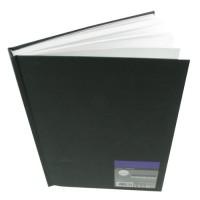 Daler Rowney Simply Extra White Hardbound Sketchbook (110sht 100gsm) A4