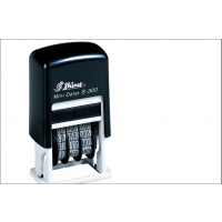 Self Ink Stamp - Dater