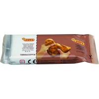 Air Hardening Clay 250g Brown