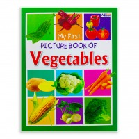 My First Picture Book - Vegetables