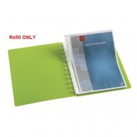 Atlas Ring Display Book Refills Pack of 10 Sleaves